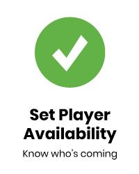 TeamLinkt - Set Player Availability
