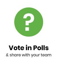 TeamLinkt - Vote in Polls
