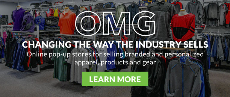 Order My Gear (OMG) - Custom Ordering for Teams, Leagues, Clubs and More